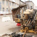 Новый сезон открыт! В Смоленске начали ремонт дорог по нацпроекту