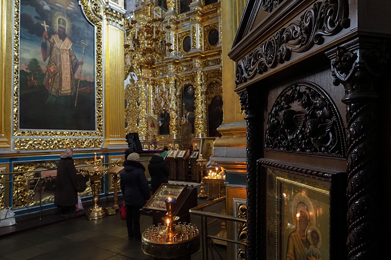 Современный приход. Успенский собор в Смоленске модернизируют