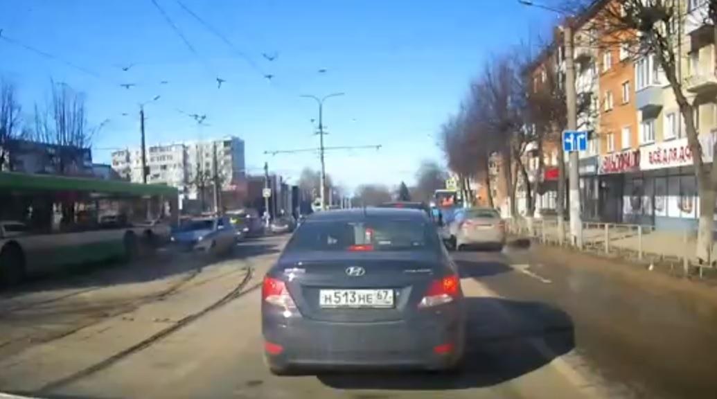 """Смоленские полицейские """"поплыли против течения"""" для остановки нарушителя"""