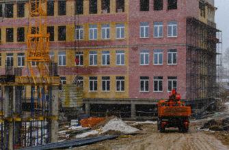 В Смоленске откроют новую школу на 1100 мест