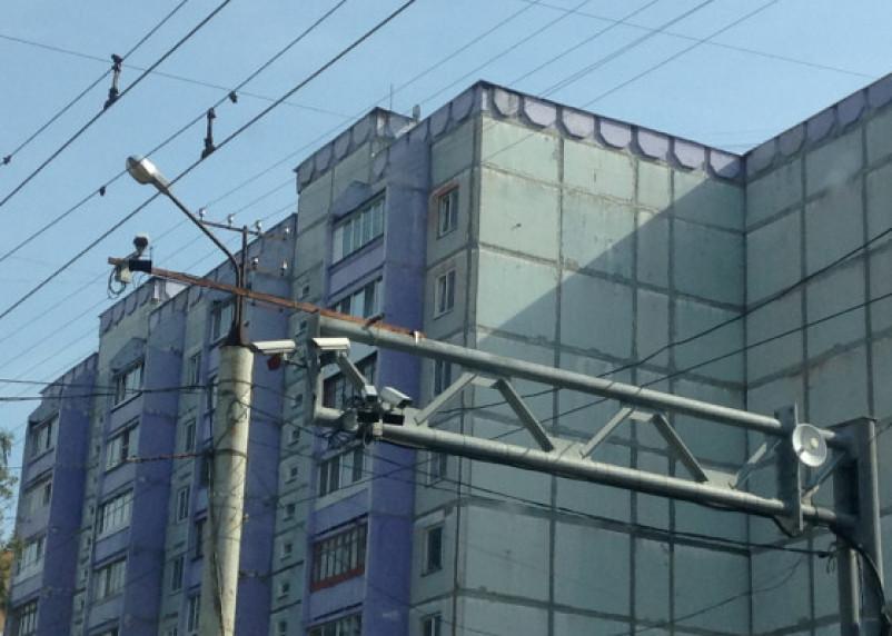 В Смоленске установят новые камеры фотовидеофиксации