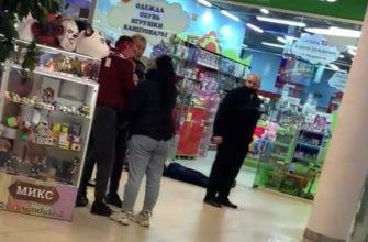 «Залиты кровью». Кулачные бои в торговом центре в Смоленске