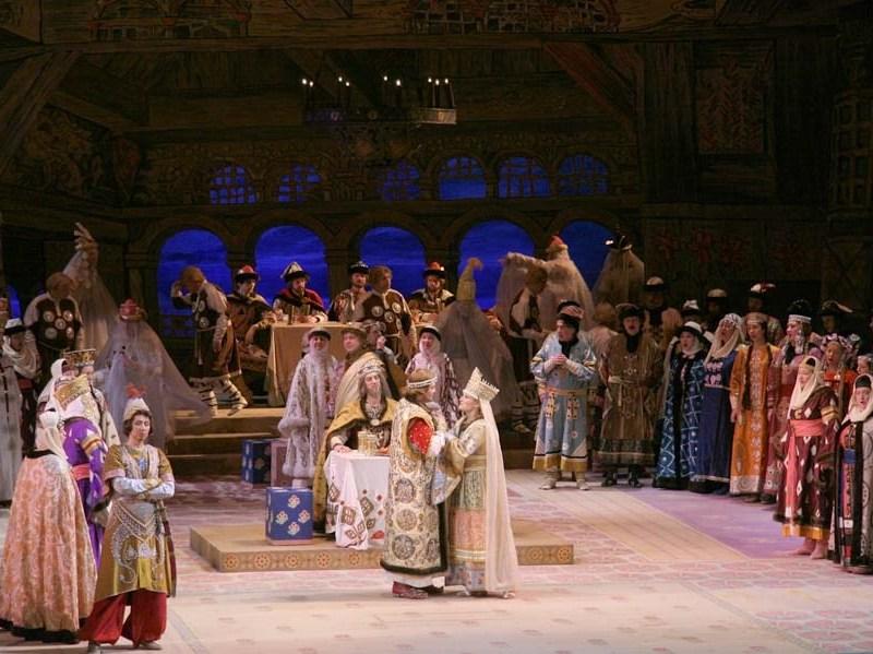 Мариинский театр теперь и в Смоленске