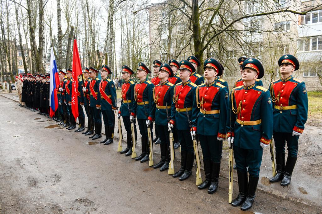 Смоленскому ветерану Федору Русакову исполнилось 100 лет
