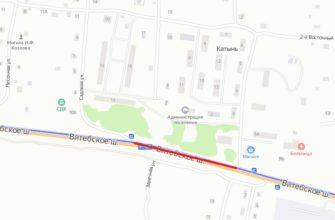 На 2 дня ограничат движение по Витебском шоссе в Смоленске