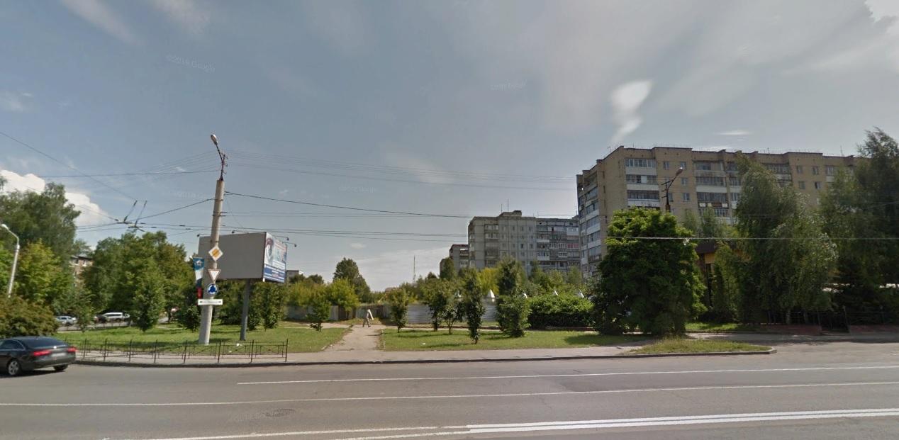Новостройки на улице Нахимова в Смоленске усложнят жизнь микрорайону