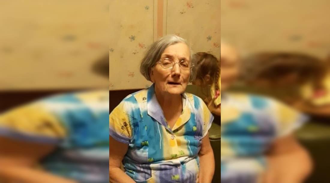 В Смоленске нашли пропавшую 75-летнюю пенсионерку