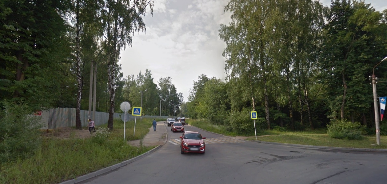 Определившийся подрядчик катком проедется по улице генерала Трошева в Смоленске