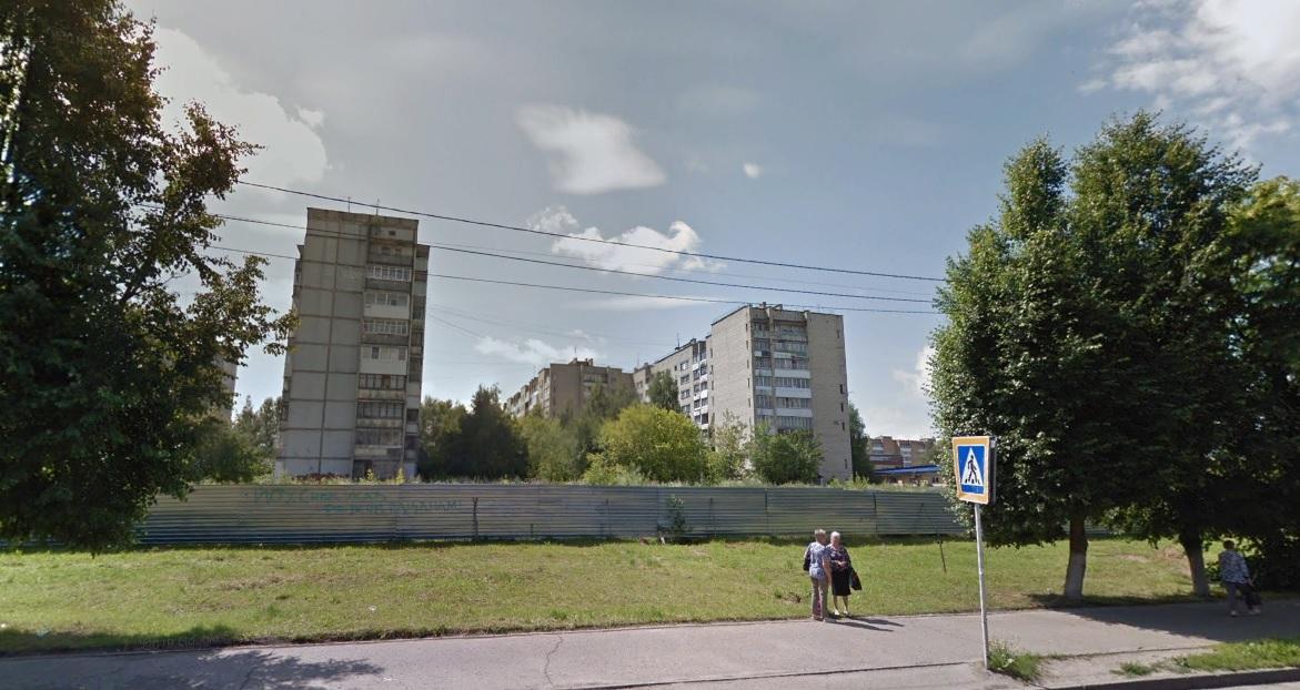 В Смоленске на улице Нахимова могут появиться новые высотки.