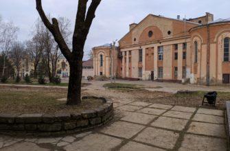 Сквер возле «Октября» в Смоленске рассчитывают благоустроить за 29 млн рублей