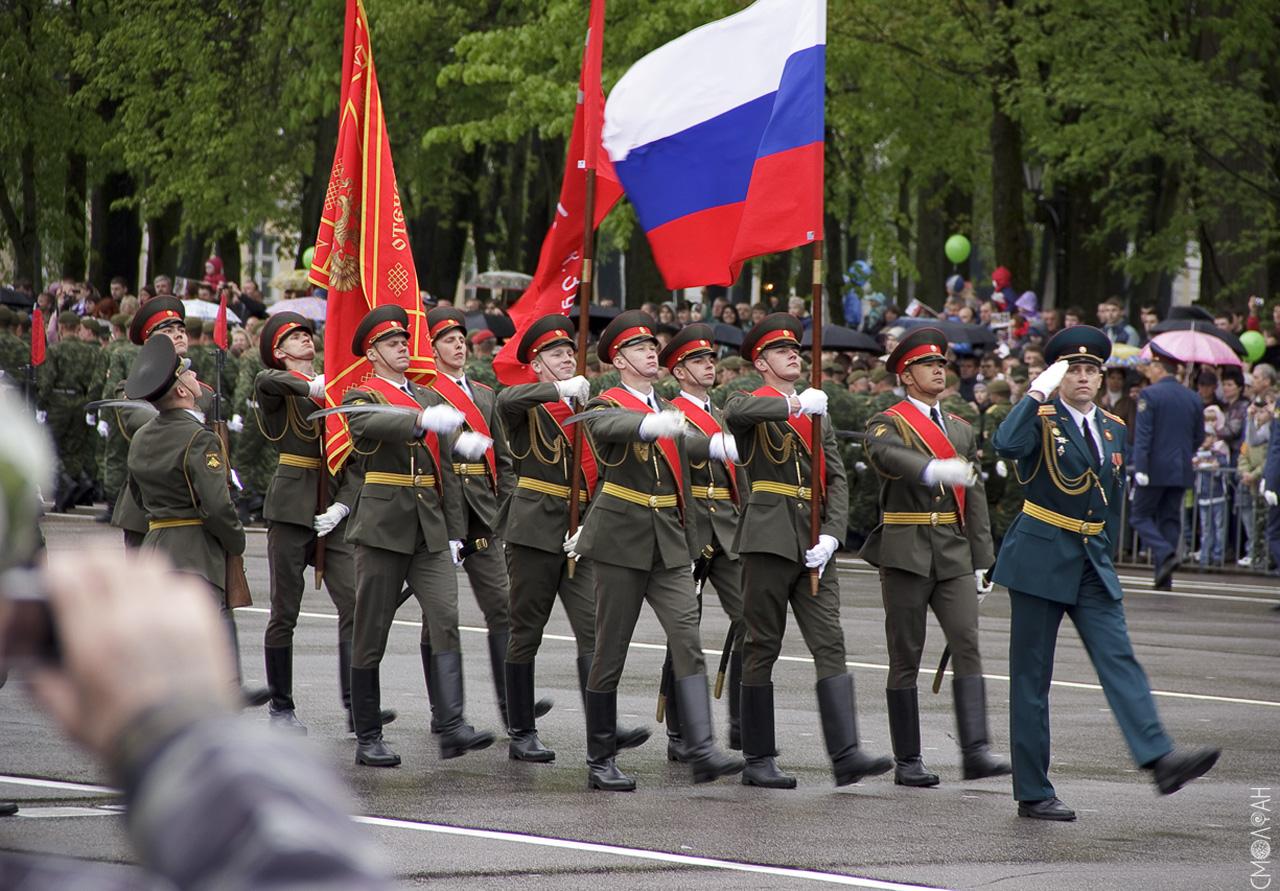 Смоленских ветеранов не пригласят на на парад 9 мая