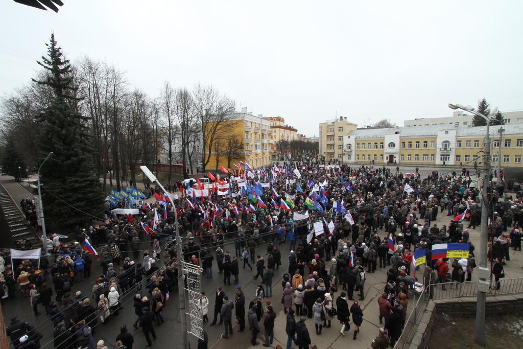 Молодого смолянина оштрафовали за призыв к участию в митингах