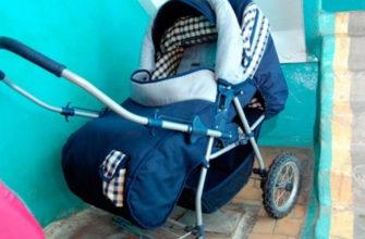 «Уничтожена огнем»: в Смоленске вспыхнула детская коляска