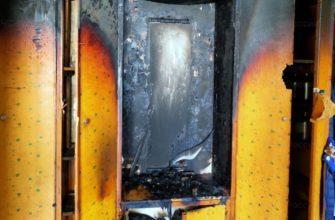 13 апреля в смоленской квартире загорелся шкаф с секретом