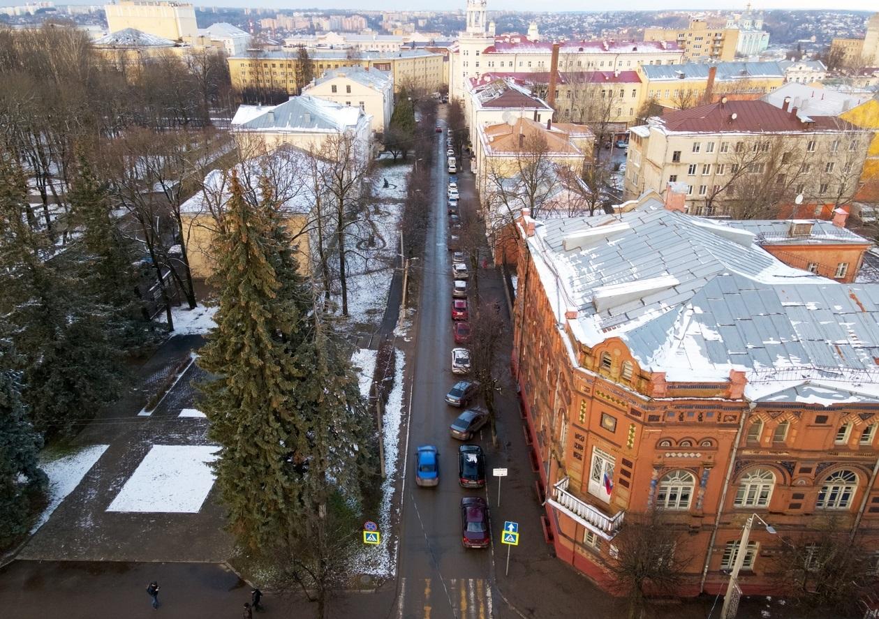 Улицу Маяковского в Смоленске сделают пешеходной