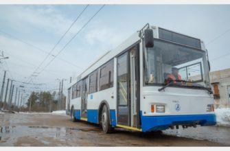 30 лет назад в Смоленске первый троллейбус вышел на линию