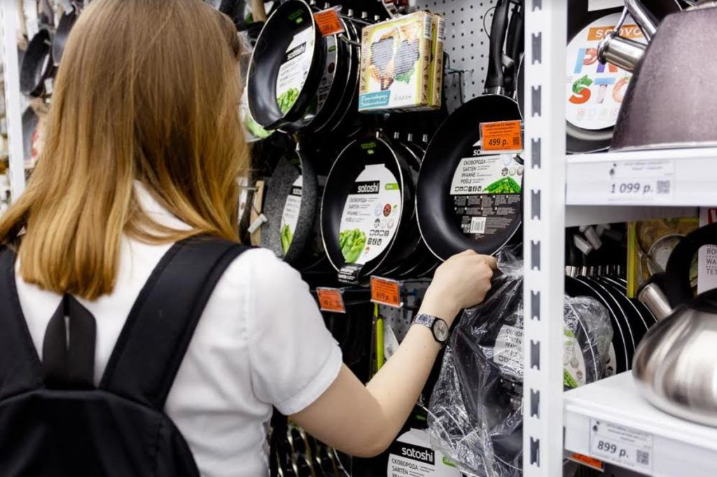 Новый «Галамарт» открывается в Смоленске: игрушки, подарки, посуда и текстиль – всего за 1 рубль!