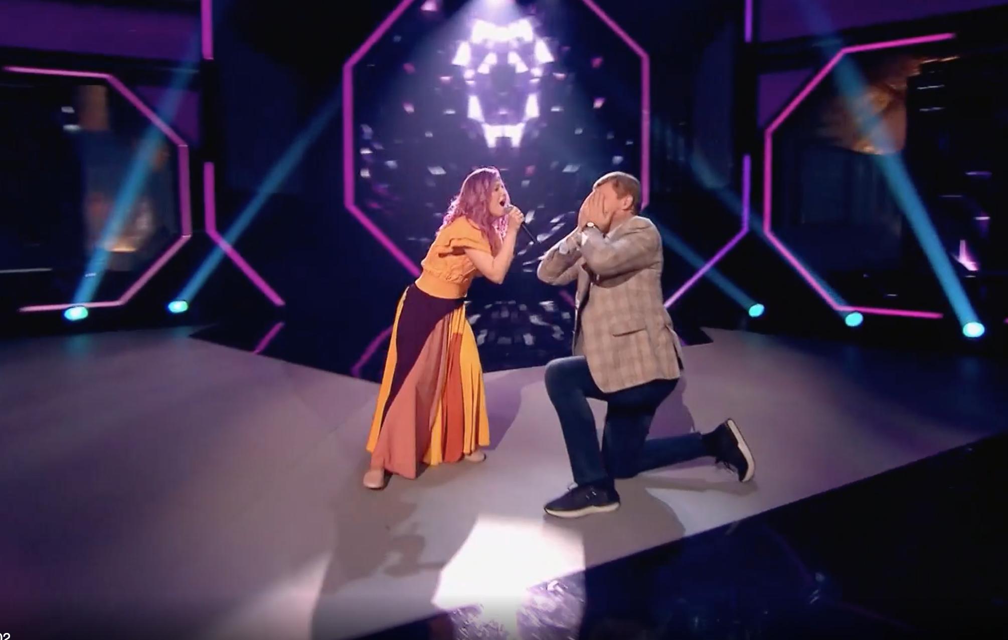 Смолянку исключили из телешоу, несмотря на восхищение «короля поп-музыки»