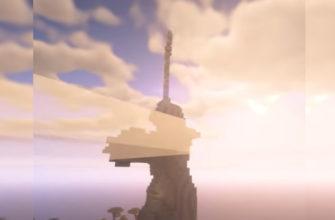 Кубический монумент. Школьник из Смоленска воссоздал в Minecraft памятник «Родина-мать»
