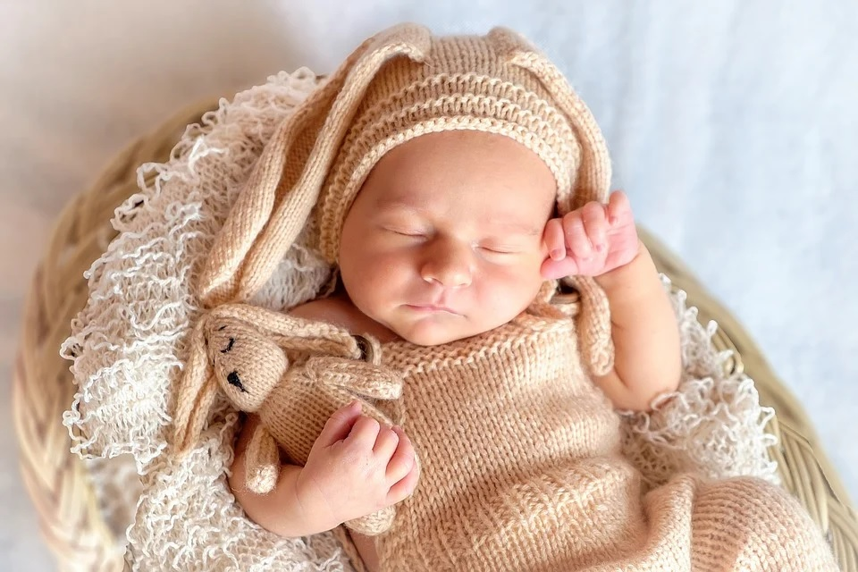 103 младенца родились в Смоленске за месяц