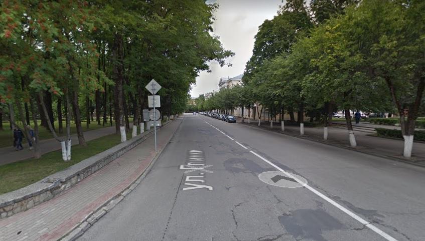 Улицу Глинки в Смоленске сделают двусторонней