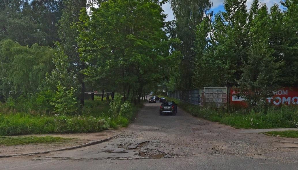 Улицу Шевченко в Смоленске перекроют для строительства новой дороги