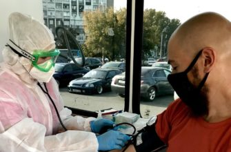 Смоляне смогут привиться от коронавируса возле торговых центров