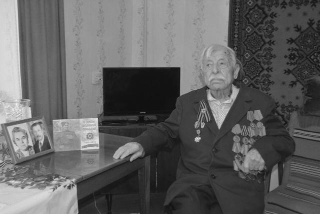 В Смоленске ушел из жизни Полиэкт Армеев