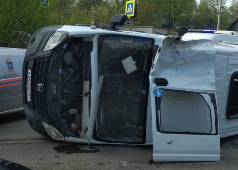Аварией с маршруткой в Смоленске займется прокуратура