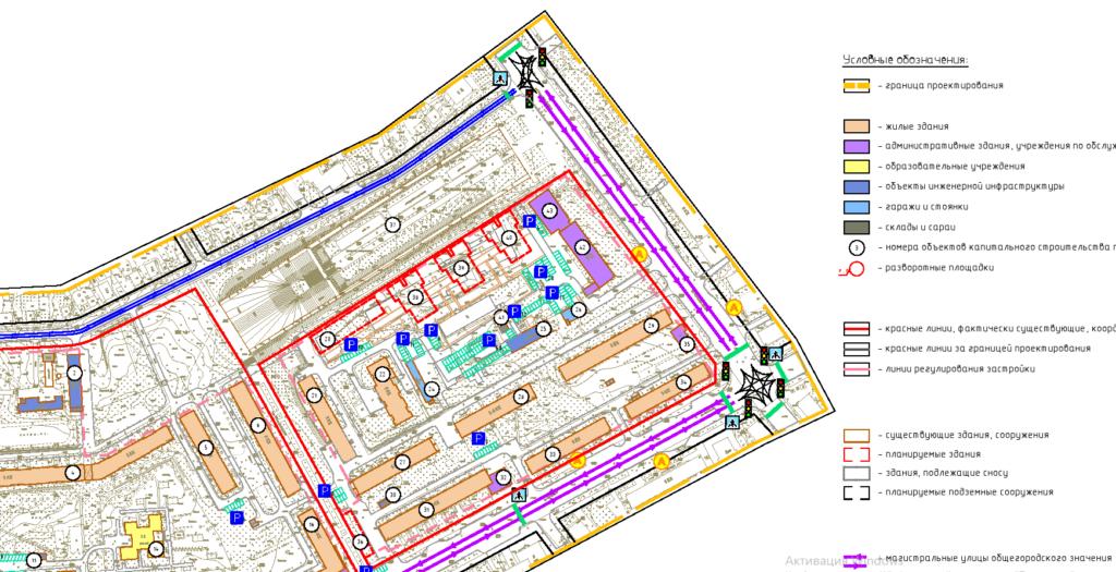В Смоленске планируют возвести несколько высотных домов возле мемориала