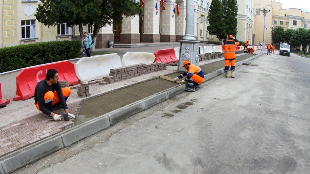 В центре Смоленска обновят водопровод