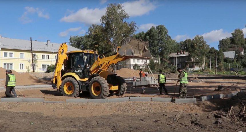 Забот полная «Сортировка»: в Смоленске сроки наступают на пятки новому подрядчику